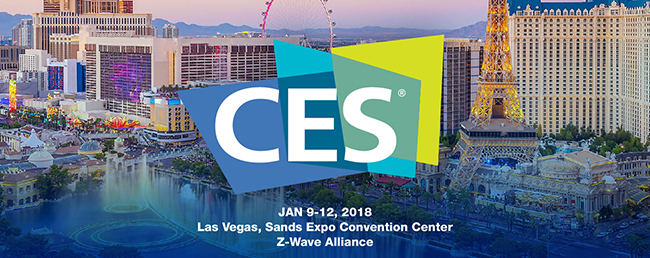MyDefence participated in CES expo