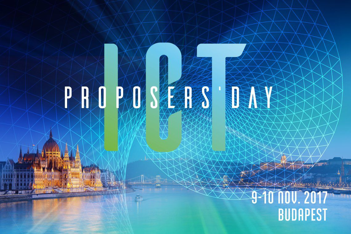 ICT Proposers Day in Budapest 2017