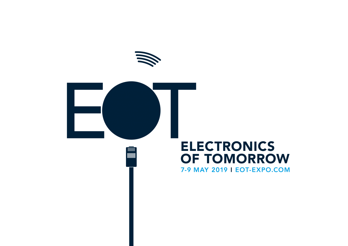 EOT, Electronics of Tomorrow, Exhibition in Herning, DK.